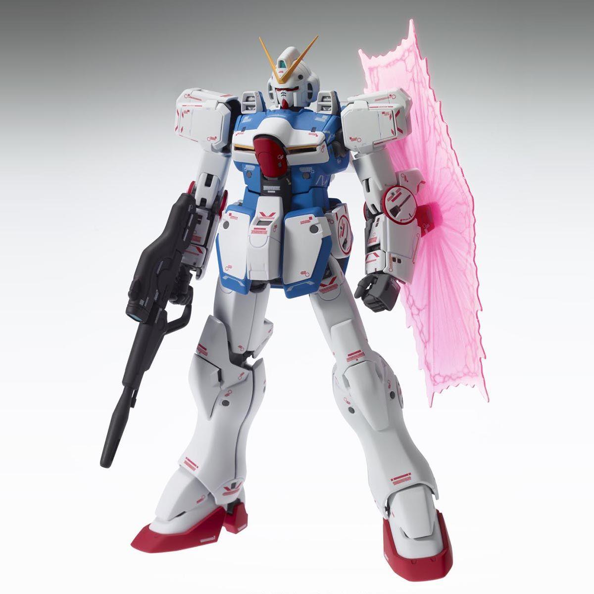 "MG 1/100 LM312V04 Vガンダム Ver.Ka [Victory Gundam ""Ver.Ka""]"