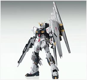 MG 1/100 νガンダム Ver.GFT