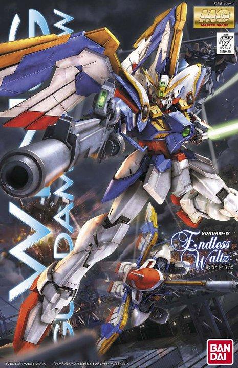 MG 1/100 XXXG-01W ウイングガンダム EW [Wing Gundam EW]