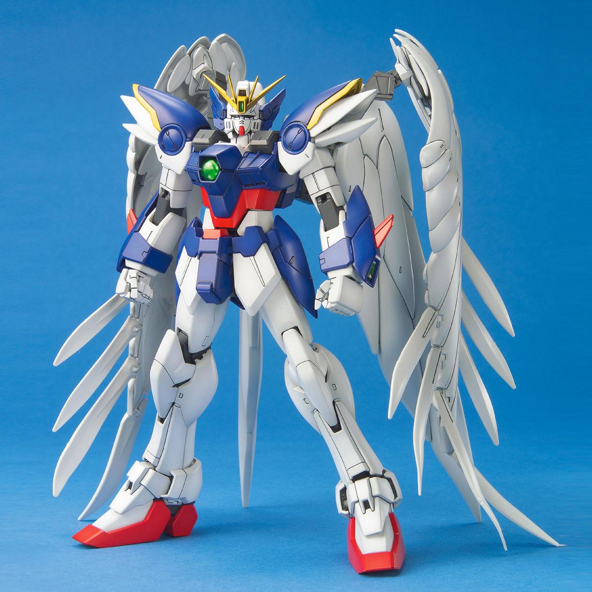 MG 1/100 XXXG-01W ウイングガンダム EW [Wing Gundam EW](エンドレスワルツ版)