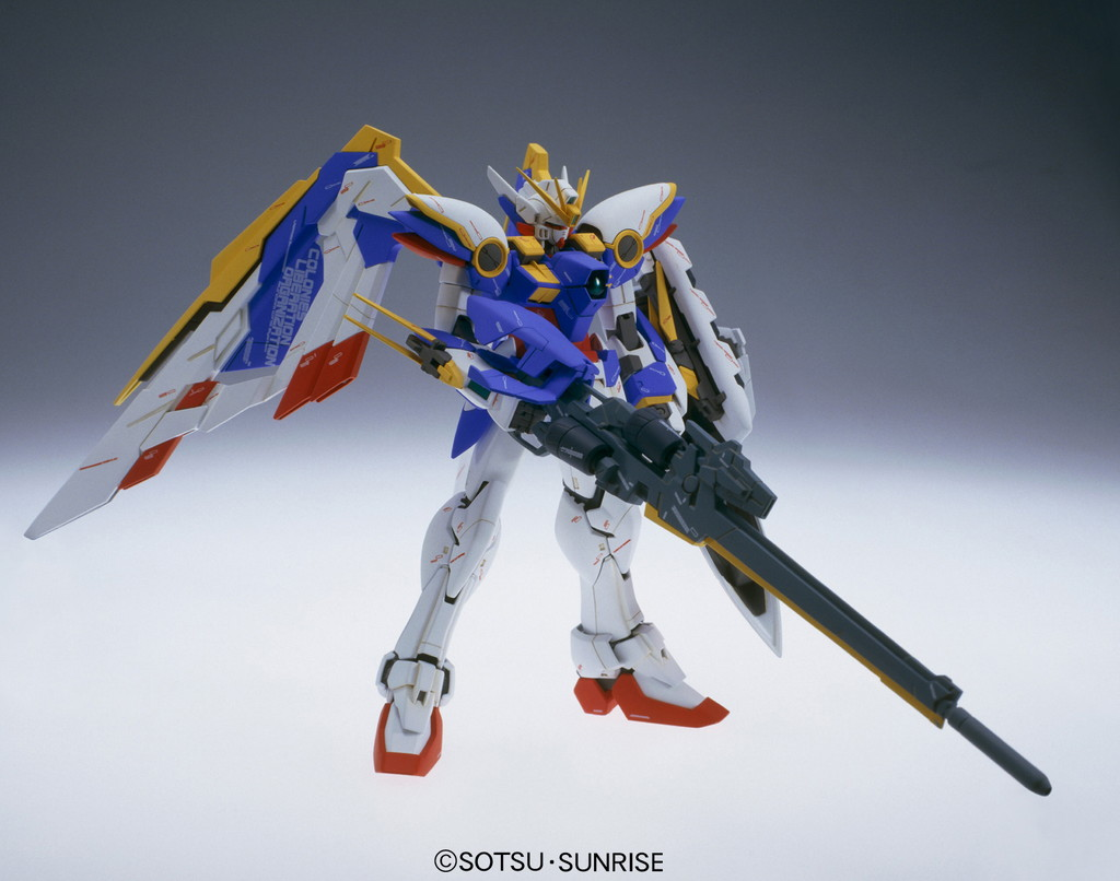 "MG 1/100 XXXG-01W ウイングガンダム Ver.Ka [Wing Gundam ""Ver.Ka""]"