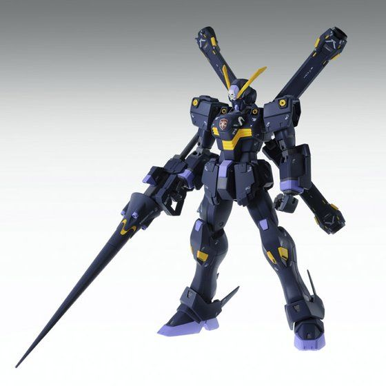 MG 1/100 クロスボーンガンダムX2 Ver.Ka