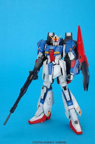 58587MG 1/100 MSZ-006 ゼータガンダム Ver.2.0 [Zeta Gundam Ver. 2.0](Zガンダム) 0139597