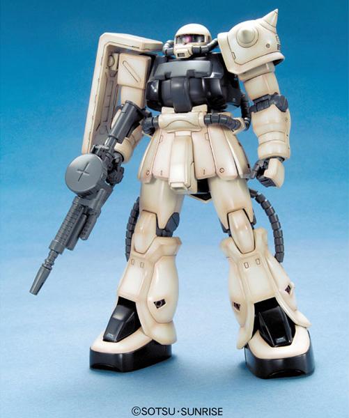 MS-06F-2 ザクII F2型[連邦軍仕様機] [Zaku II F2 Type (EFF Aggressor Colors)]