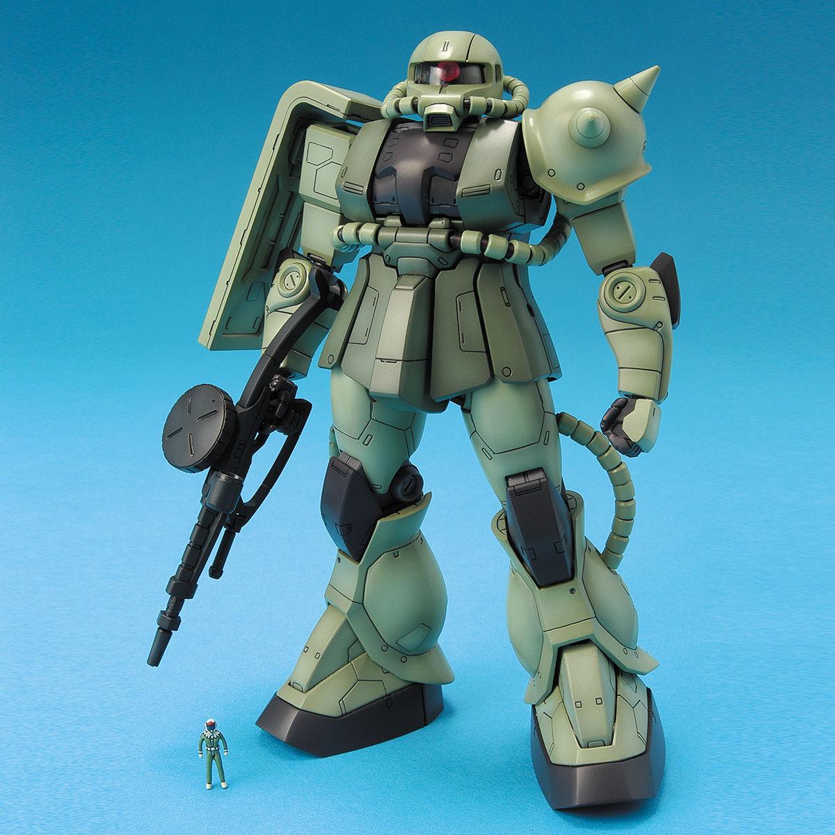 99634MG 1/100 MS-06F/J ザクII Ver.ONE YEAR WAR 0079