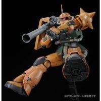 MG 1/100 MS-06FS ガルマ・ザビ専用 ザクII 公式画像5