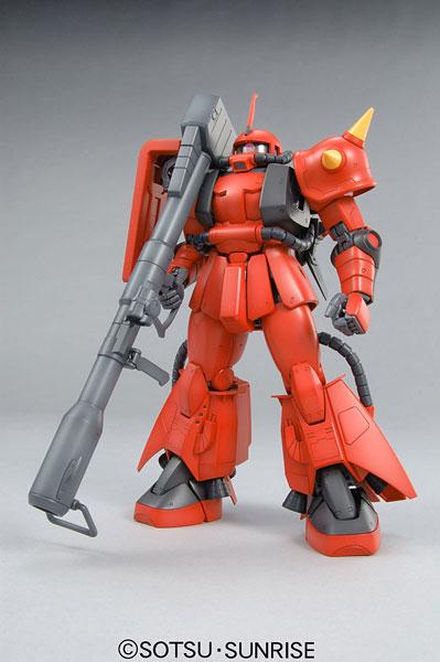 59575MG 1/100 MS-06R-2 ジョニー・ライデン専用ザク Ver.2.0 [Zaku II Ver. 2.0 (Johnny Ridden Custom)]