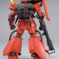 MG 1/100 MS-06R-2 ジョニー・ライデン専用ザク Ver.2.0 公式画像2