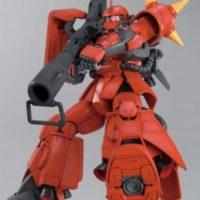 MG 1/100 MS-06R-2 ジョニー・ライデン専用ザク Ver.2.0 公式画像3