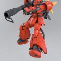 MG 1/100 MS-06R-2 ジョニー・ライデン専用ザク Ver.2.0 公式画像4