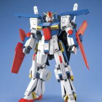 MG 1/100 MSZ-010 ダブルゼータガンダム [ΖΖ Gundam] 公式画像1