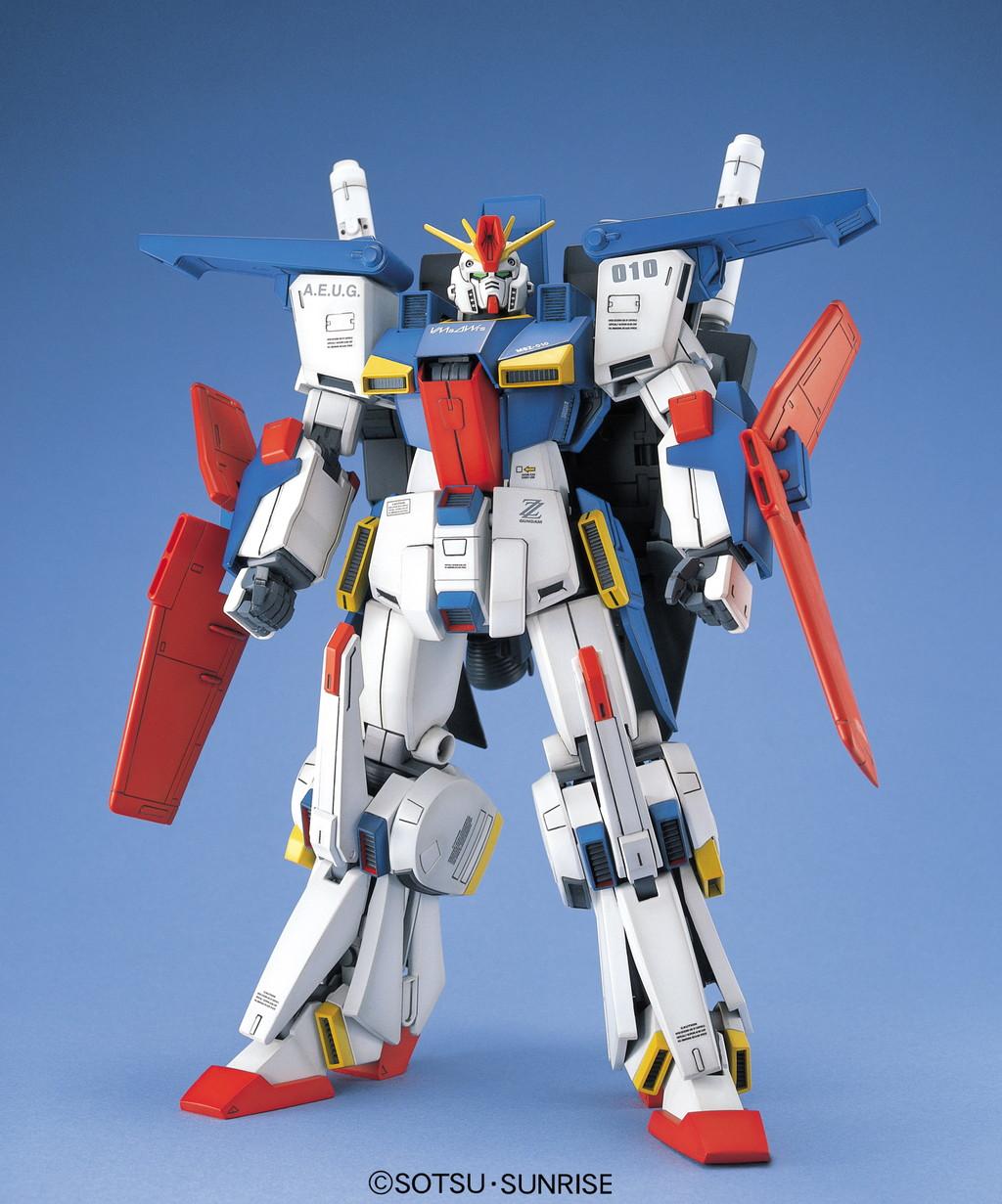 55708MG 1/100 MSZ-010 ダブルゼータガンダム [ΖΖ Gundam]