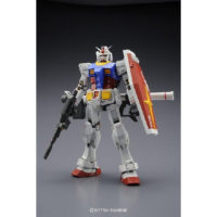MG 1/100 RX-78-2 ガンダム Ver.3.0 [Gundam Ver.3.0] 素組画像