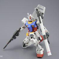 MG 1/100 RX-78-2 ガンダム Ver.3.0 公式画像2