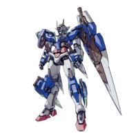 GN-0000/7S ダブルオーガンダム セブンソード [00 Gundam Seven Sword]