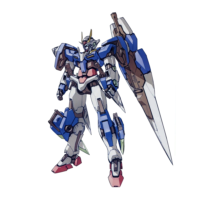 GN-0000GNHW/7SG ダブルオーガンダム セブンソード/G [00 Gundam Seven Sword/G]