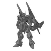 MSZ-000 零式弐型(フライトユニット装備型) [Zero Shiki Flight Unit Type]
