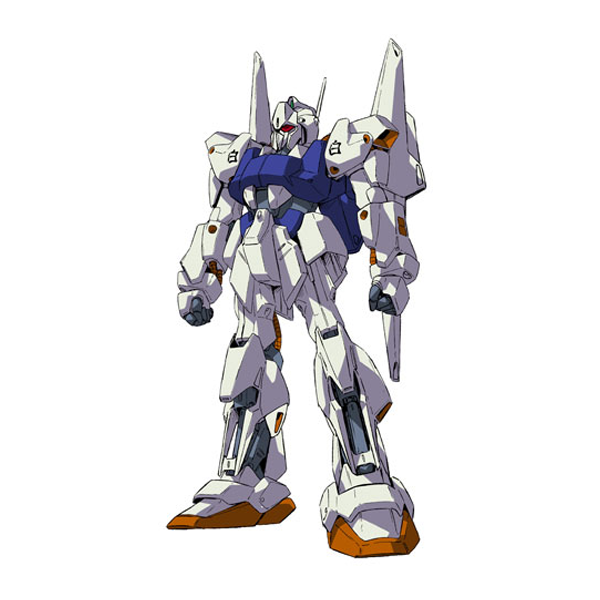 MSN-00100 百式 GPBカラー〈白式〉