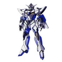 CB-001 アイガンダム [1 Gundam]