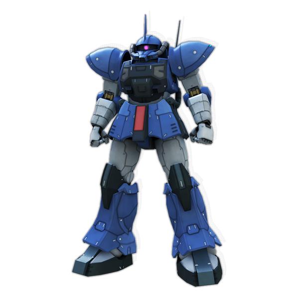MS-11 アクト・ザク 指揮官機仕様 [Act Zaku Commander Type]