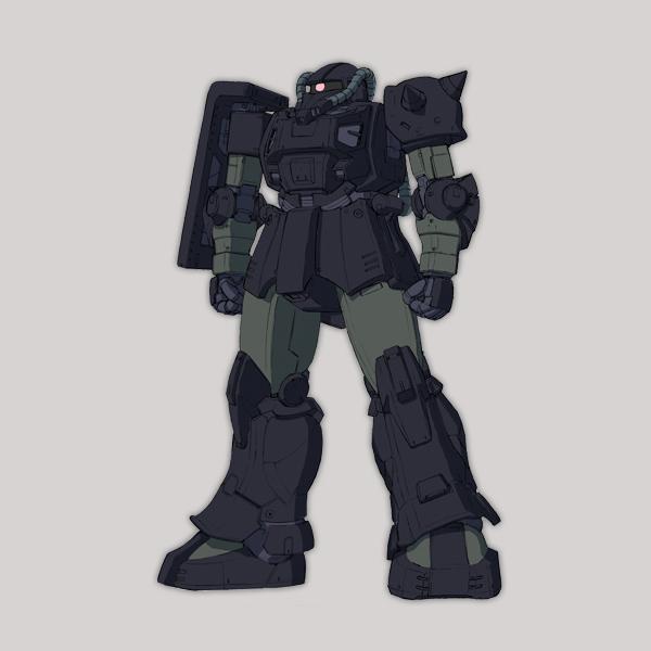 "YMS-011 アクト・ザク[キシリア部隊機][Act Zaku ""Kycilia's Forces""] 《THE ORIGIN》"