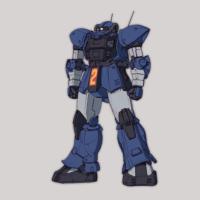MS-011 アクト・ザク《THE ORIGIN》