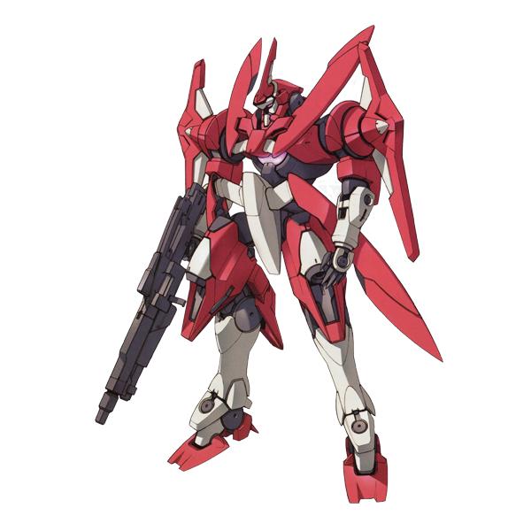 GNX-604T アドヴァンスドジンクス[デボラ・ガリエナ機] [Advanced GN-X Deborah Galiena Custom]