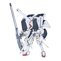 RX-124 ガンダムTR-6〈アドバンスド・キハールII〉 [Gundam TR-6 (Advanced Kehaar II)]