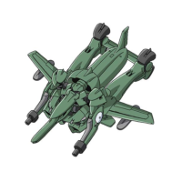 AEU-05 AEUヘリオン爆撃型 [AEU Hellion Bombardment Type]