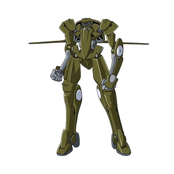 AEU-05/05 AEUヘリオンベルベトゥウム[ラ・イデンラ仕様機] [AEU Hellion Perpetuum La Edenra Type]
