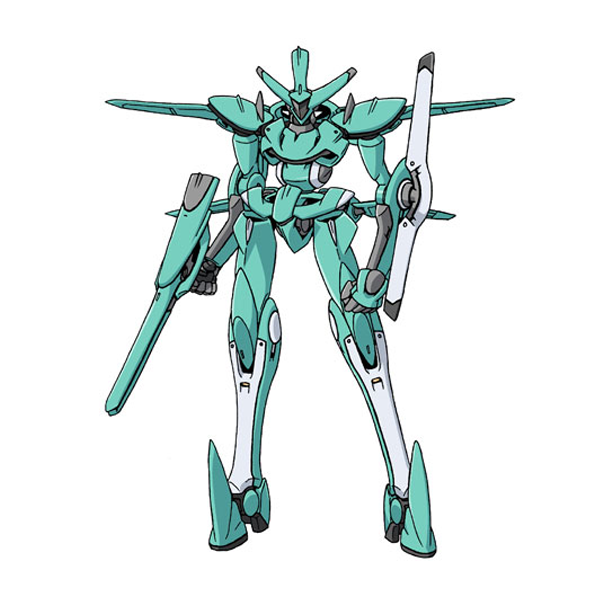 AEU-09T AEUイナクト(デモカラー)[AEU Enact (Demonstration Colors)]