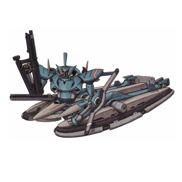 AEU-09/LS AEUイナクト ランドストライカーパッケージ[クラウス専用機] [AEU Enact Landstriker Package]