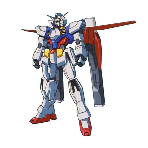 AGE-1F ガンダムAGE-1 フラット(グラストロランチャー装備)