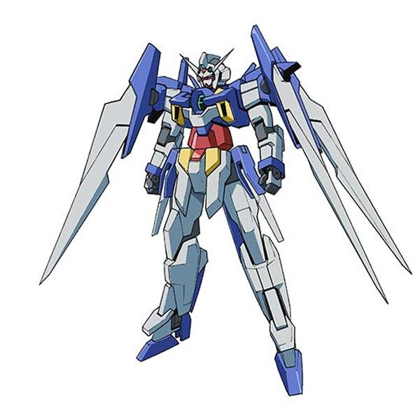 AGE-2 ガンダムAGE-2ノーマル [Gundam AGE-2 Normal]