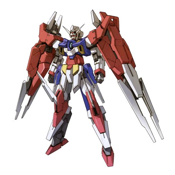 AGE-2DC ガンダムAGE-2ダブルブレイド [Gundam AGE-2 Double Blade]