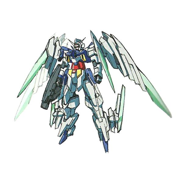 AGE-2 ガンダムAGE-2セラフ [Gundam AGE-2 Seraph]