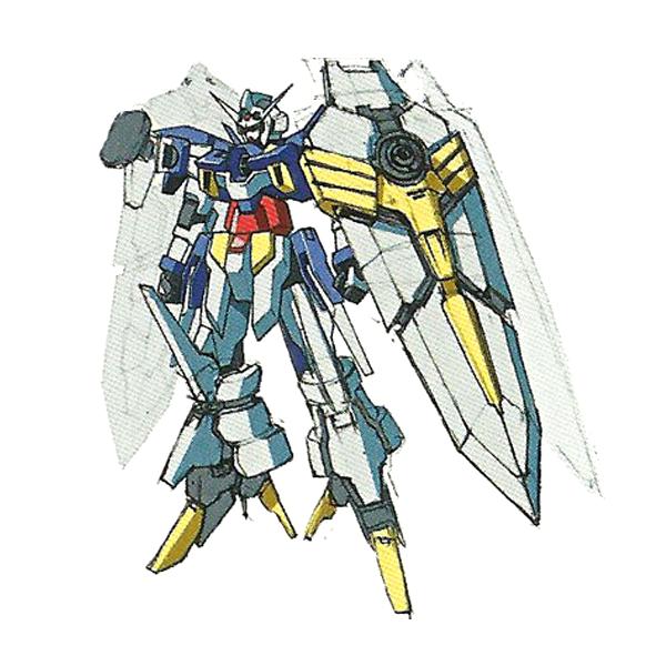 AGE-2 ガンダムAGE-2シエルグ [Gundam AGE-2 Sielg]