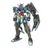 AGE-2 ガンダムAGE-2ウォルフ [Gundam AGE-2 Wolff]