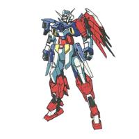 AGE-2 ガンダムAGE-2ザンテツ [Gundam AGE-2 Zantetsu]