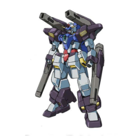 AGE-3F ガンダムAGE-3フォートレス