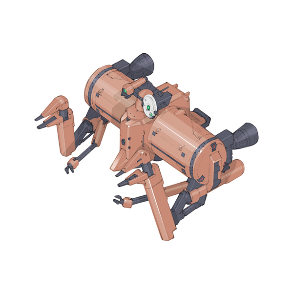 MP-02A オッゴ [Oggo]《A.O.Z》