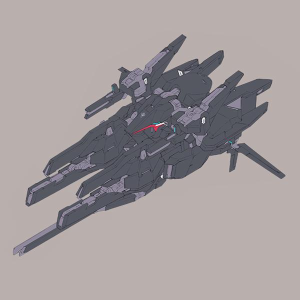 ARZ-124HZ II ハイゼンスレイII  [Hyzenthlay II]