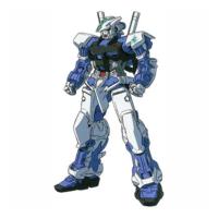 MBF-P03 ガンダムアストレイ ブルーフレーム コンプリート・センサー