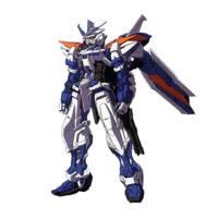 MBF-P03R ガンダムアストレイ ブルーフレーム セカンドリバイ [Gundam Astray Blue Frame 2nd Revise]