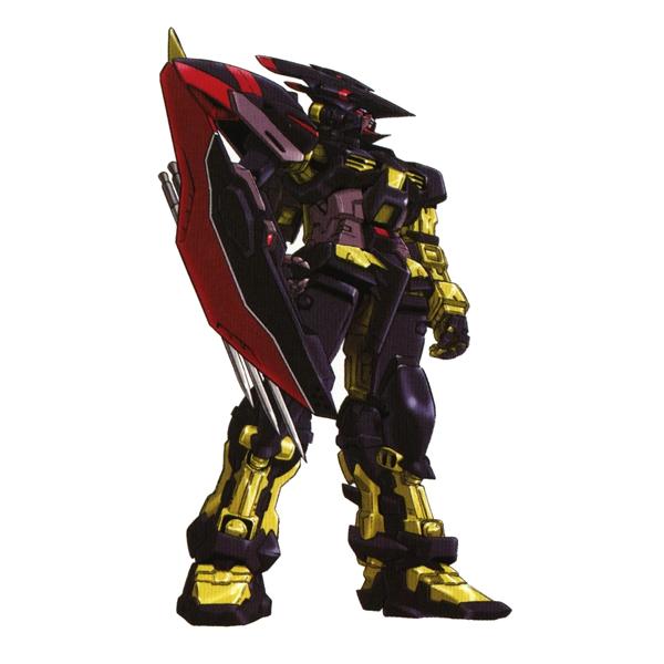 MBF-P01-Re ガンダムアストレイ ゴールドフレーム 天(未完成)[Gundam Astray Gold Frame Amatsu (incomplete)]