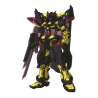 MBF-P01-Re<AMATU> ガンダムアストレイ ゴールドフレーム 天 [Gundam Astray Gold Frame Amatsu]