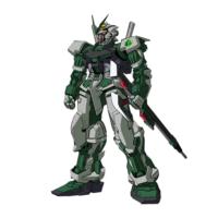 MBF-P04 ガンダムアストレイ グリーンフレーム