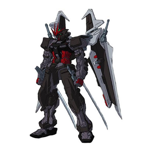 MBF-P0X ガンダムアストレイノワール