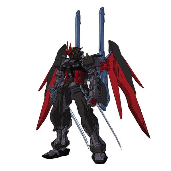 MBF-P0XD ガンダムアストレイノワールD