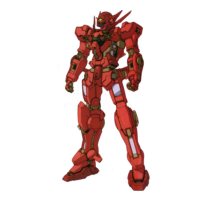 GNY-001F ガンダムアストレアTYPE-F[フォン・スパーク専用機] [Gundam Astraea Type F Fon Spaak Custom]